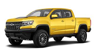 2019 Chevrolet Colorado Reviews Photos And More Carmax