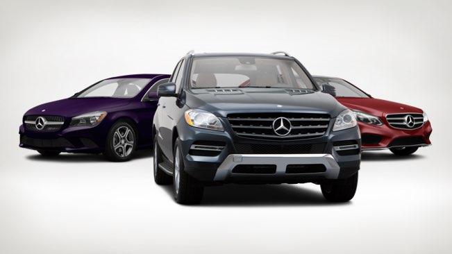 70 Mercedes Benz Models Explained Carmax
