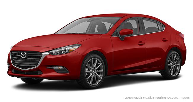 09 2018 Mazda Mazda3 Touring Evox New