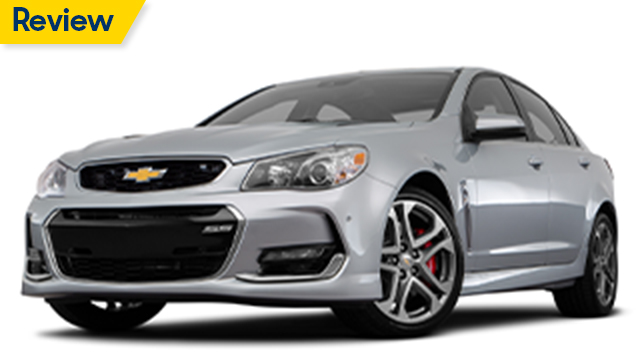2017 Chevrolet SS Review: Abstract | CarMax