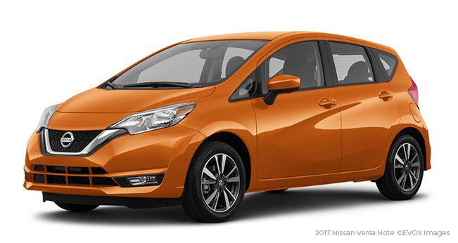 09 2017 Nissan Versa Note Evox