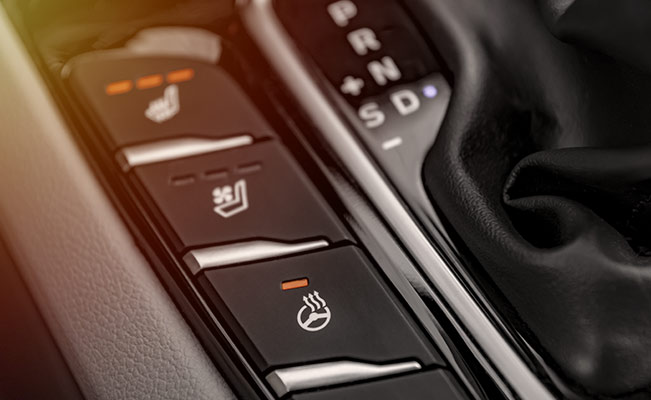 7 Cool Tech Features For Cars And, Cars With Heated Seats