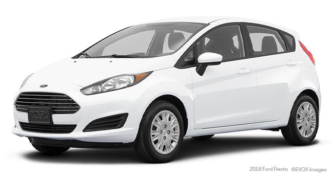 2018 Ford Fiesta EVOX