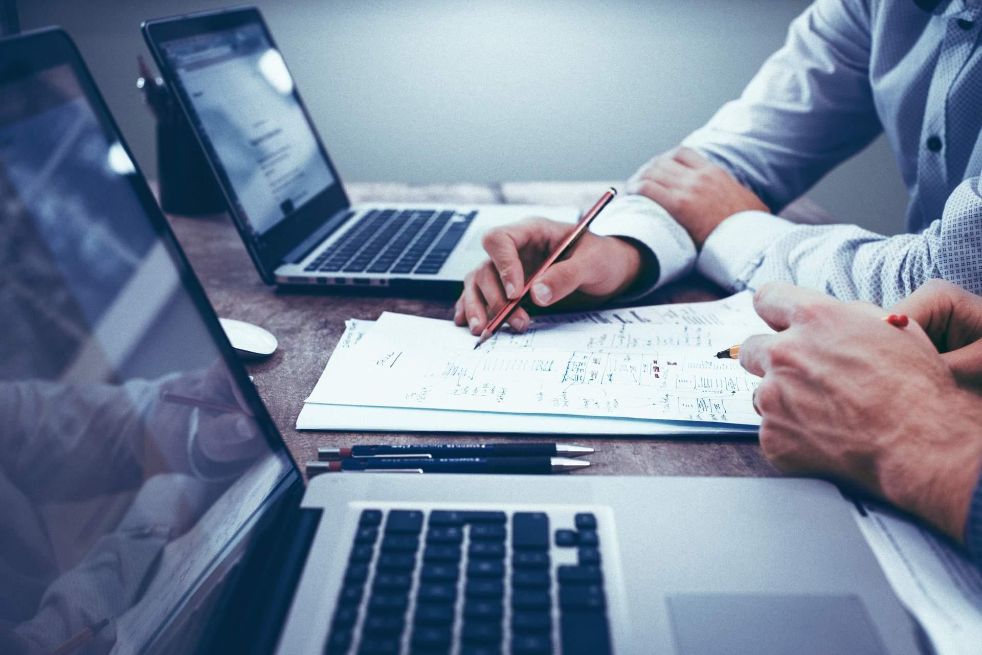 Bra uppkoppling och nätverkstjänster för kontoret från Tele2 Företag Credit: Unsplash