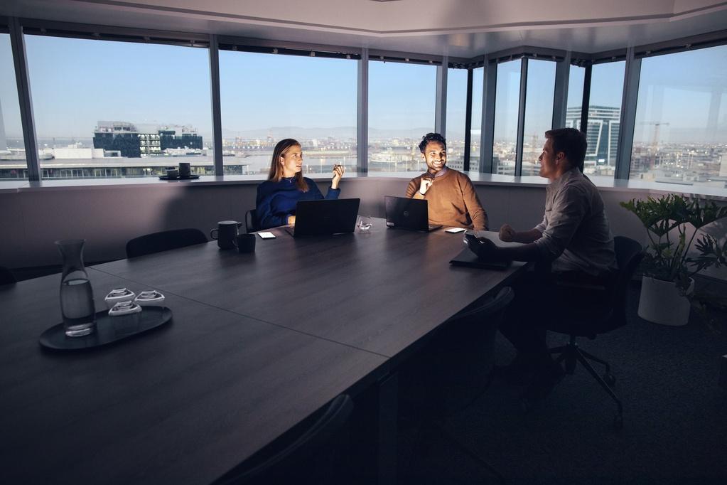 Tele2 erbjuder många tjänster för både digital möten samt möten på kontoret