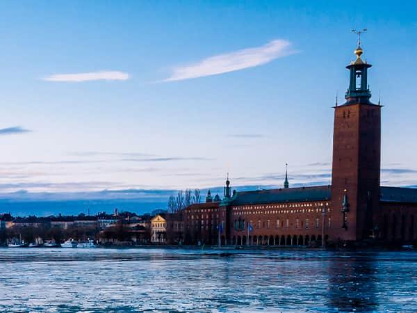 Tele2 Företag Stadshuset i Stockholm
