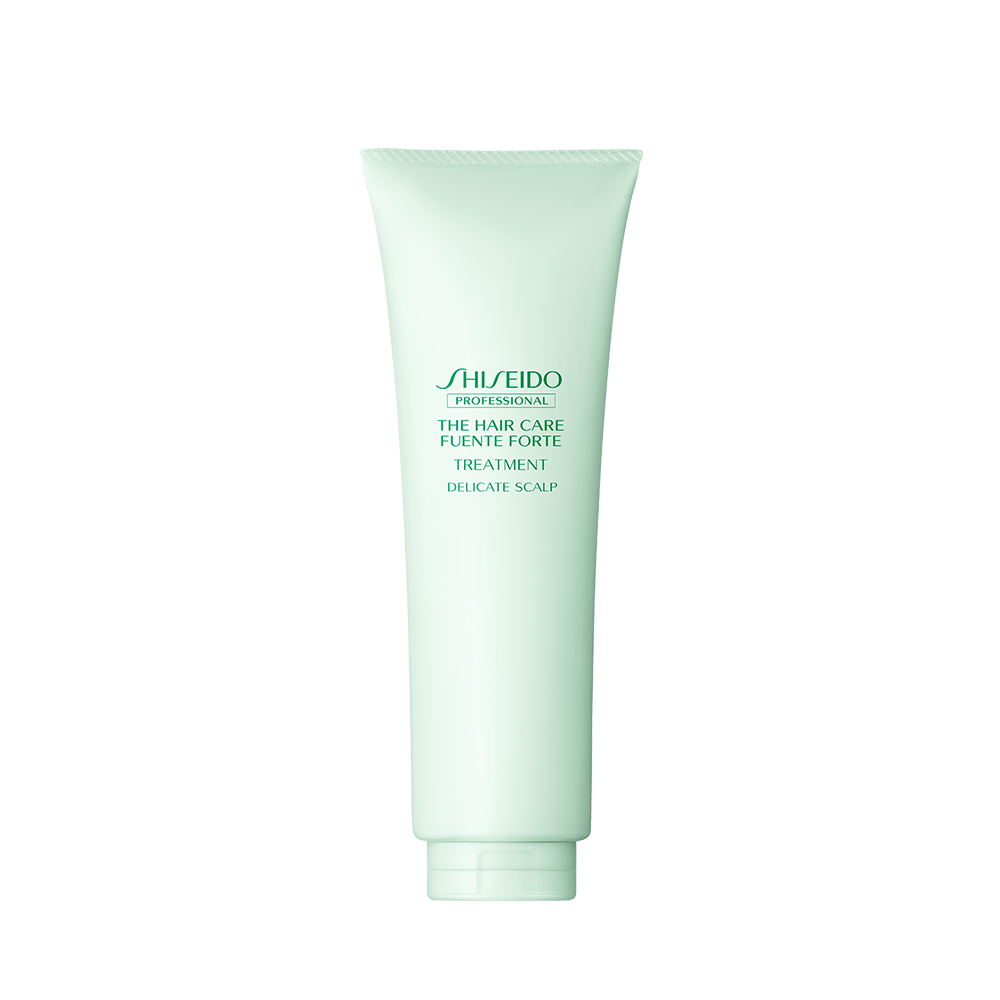Delicate Scalp Shiseido Shampoo Hair And Thc Ff Treatment Delicatescalp 250g