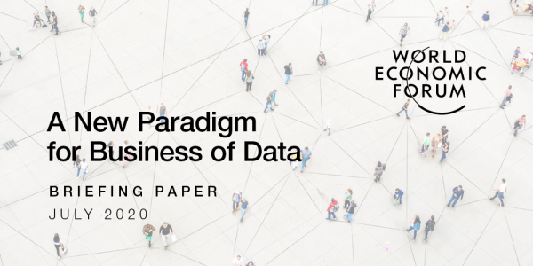 A New Paradigm for Business of Data: UP42 Featured in World Economic Forum Report