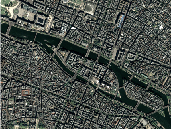 Satellite image processing made simple