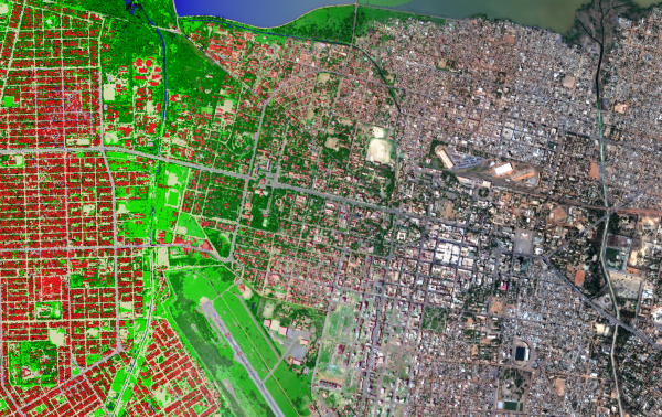 Using TensorBoard While Training Land Cover Models with Satellite Imagery