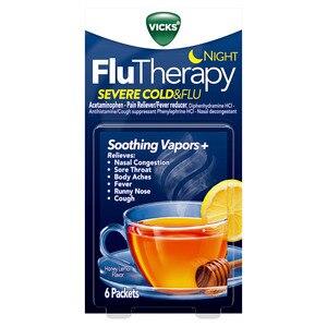 Remedios para la gripe y el resfrío