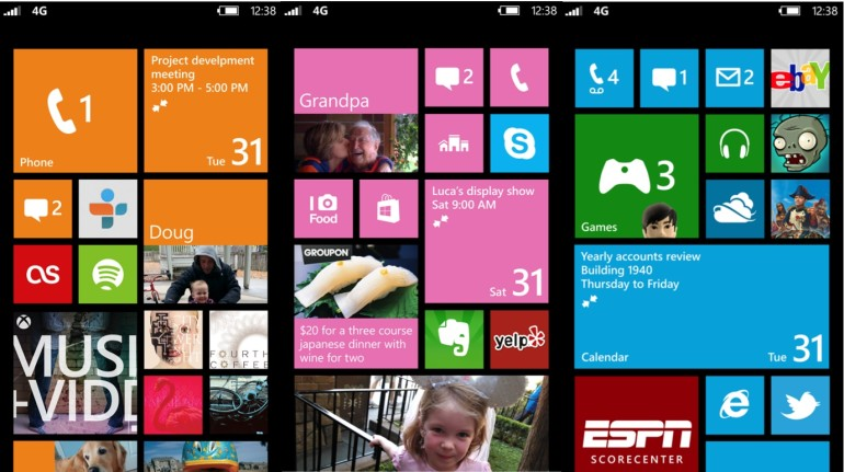windows phone 8 smartphone operating systems
