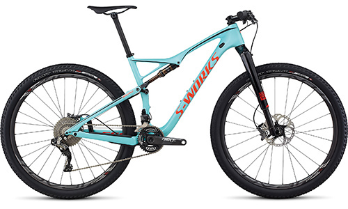 17 collection bikes epic-fsr