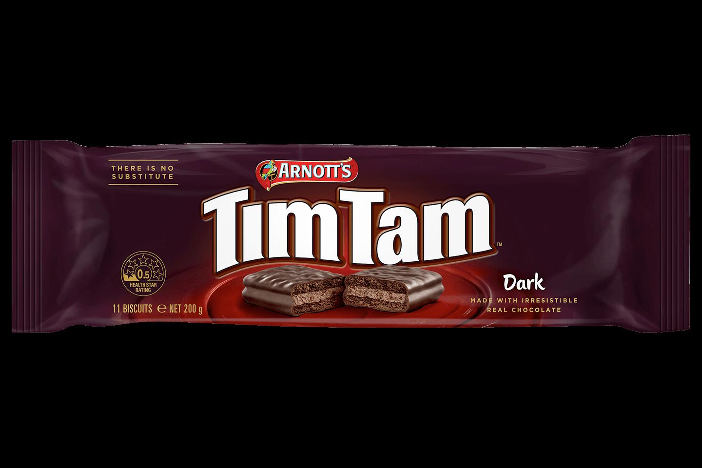"Arnotts TIM TAM Hazelnut /& Nuts Pack Novelty FRIDGE MAGNET Indonesia 3D 3.25/"""