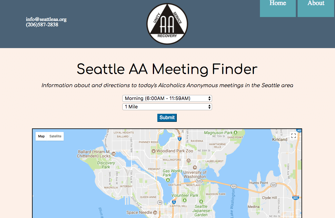 Meeting Finder