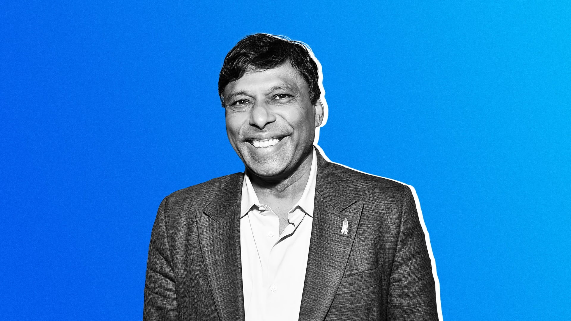 For Naveen Jain, the Big Problems Are the Draw