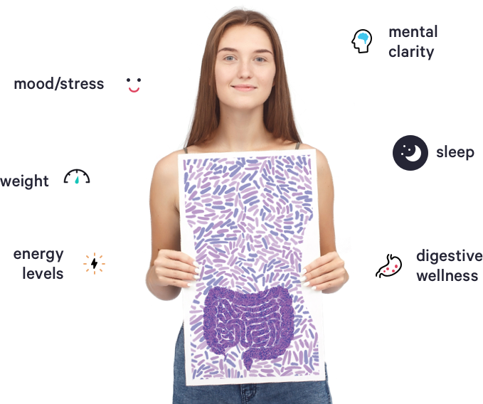 Your microbiome has been shown to affect