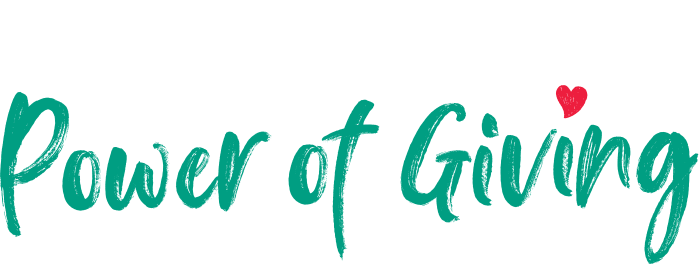 VIOME Power of Giving