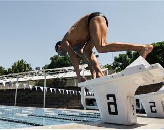 New Health Swimmer