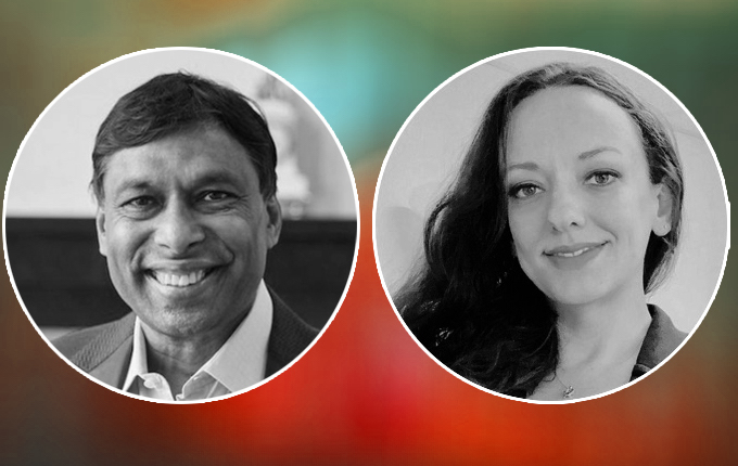 Find Out Exactly What Your Genes Are Saying About Your Health - Naveen Jain & Ally Perlina