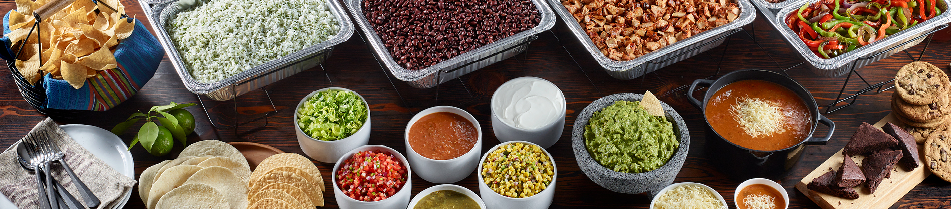 QDOBA Catering | Flavorful Mexican Food For Any Event