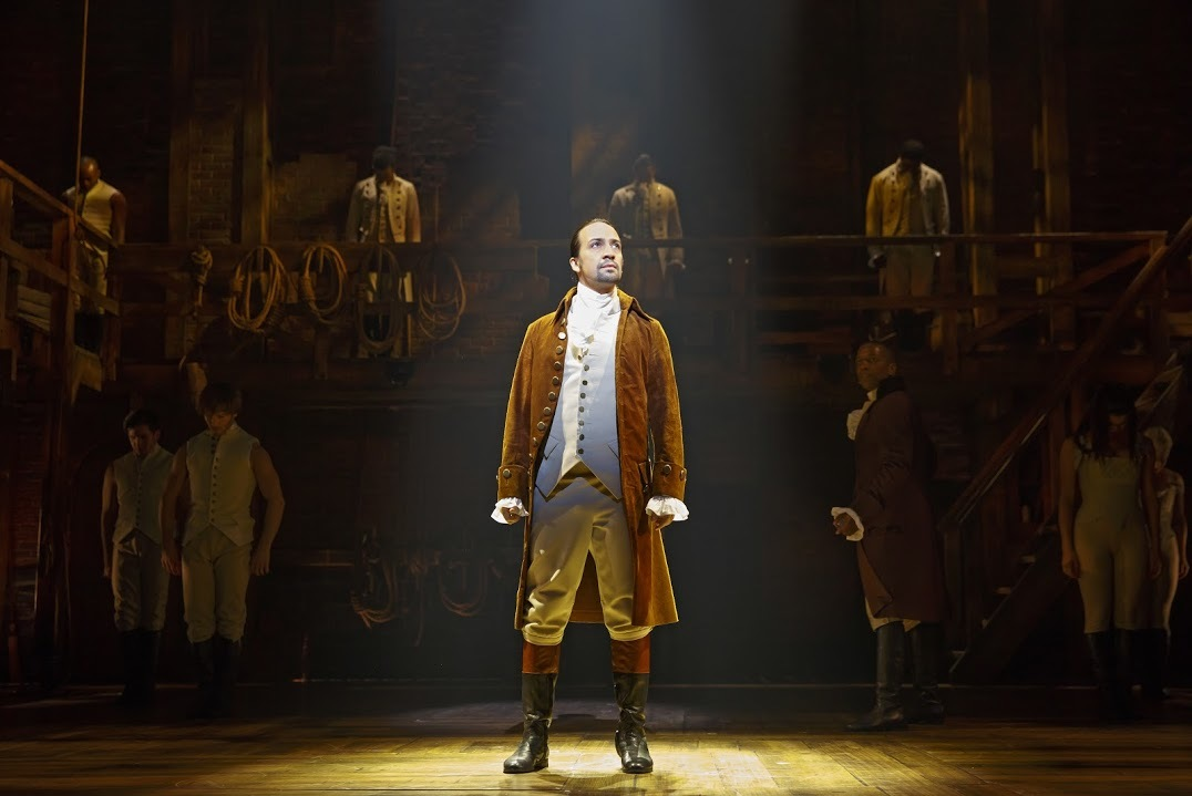 Attend the First Return Performance of Hamilton Plus Meet Lin-Manuel Miranda During a Private ZOOM Session
