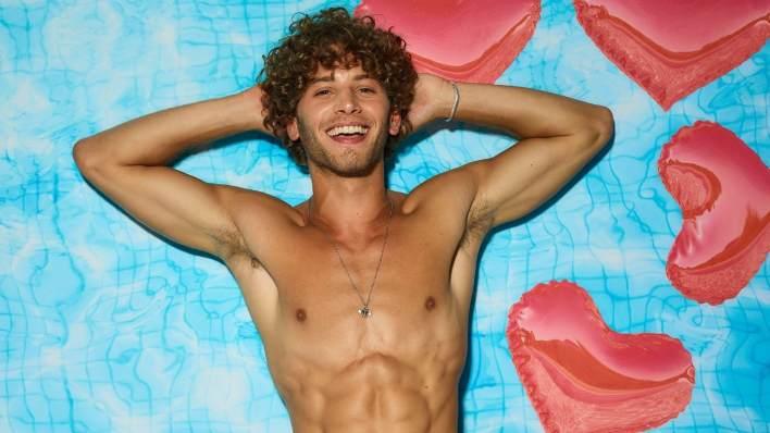 ITV2 - Love Island - Eyal Booker