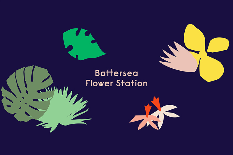 Battersea Flower Station Preview