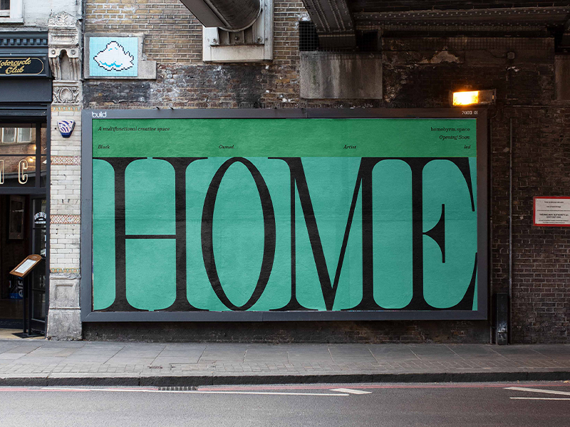 HOME by Ronan Mckenzie Preview