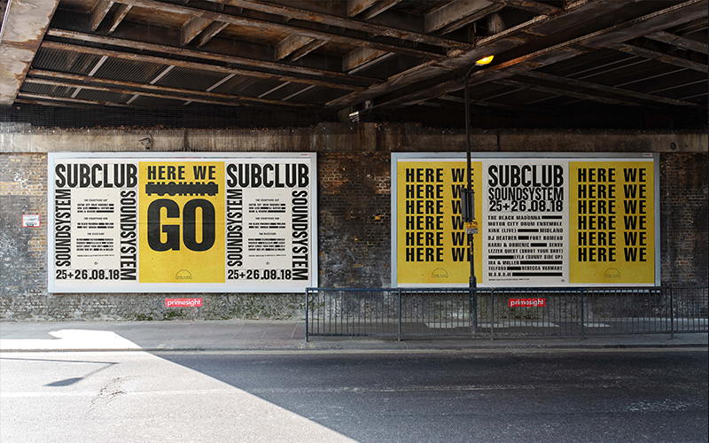 Sub Club Soundsystem Preview