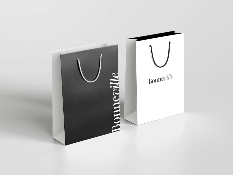 A use case of the Bonnville branding