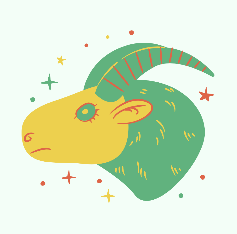 Capricorn (Dec. 22 - Jan. 19)