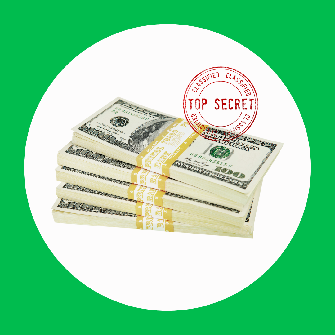 Separate Money Doesn't Mean Secret Money