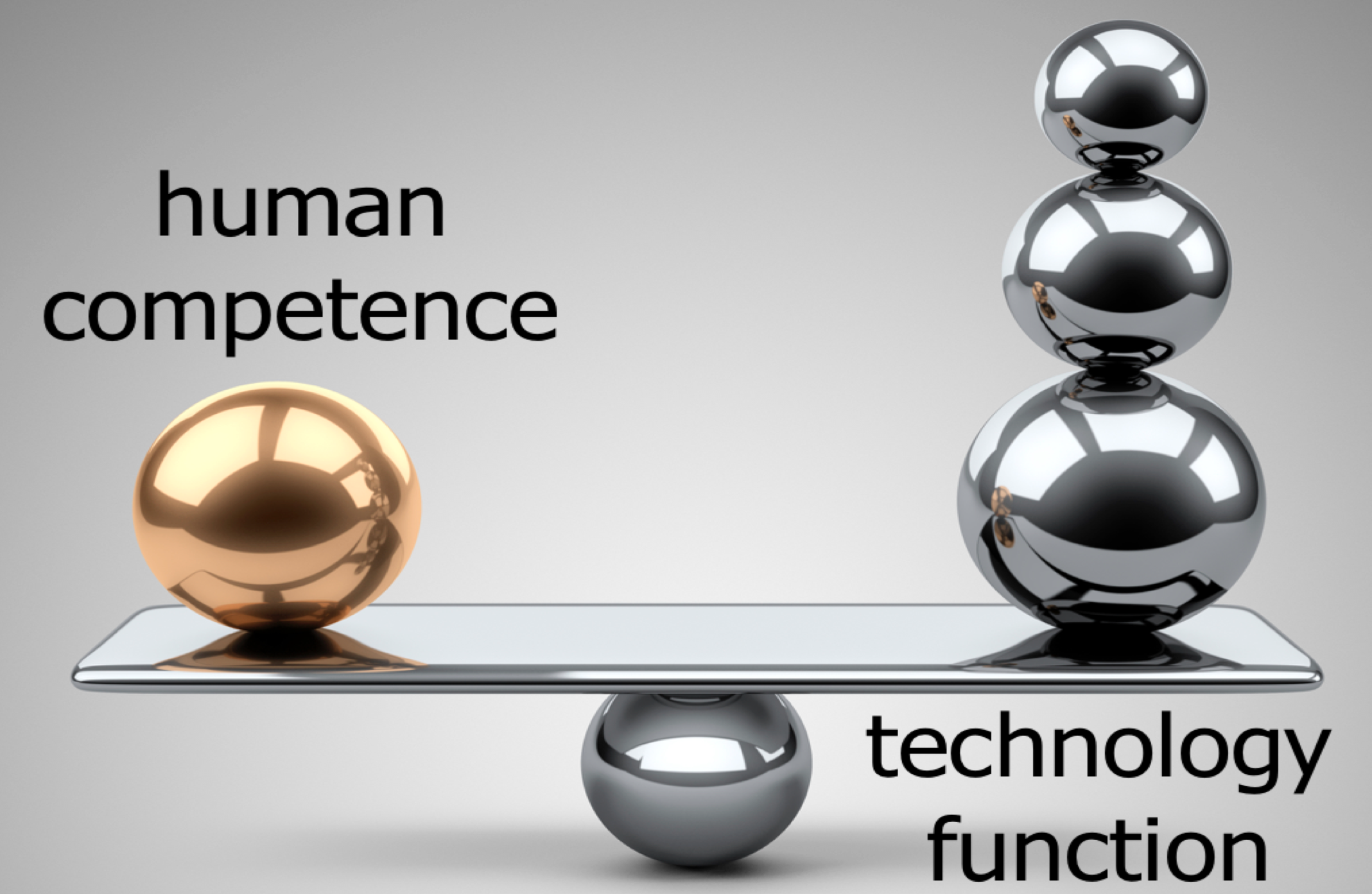 Human Competence Tech Function Ball Balance