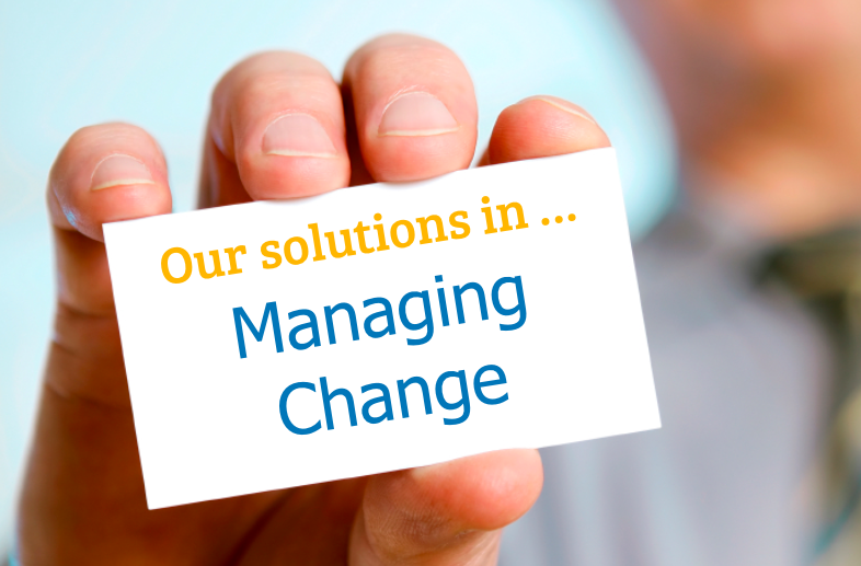 Solutions Managing Change