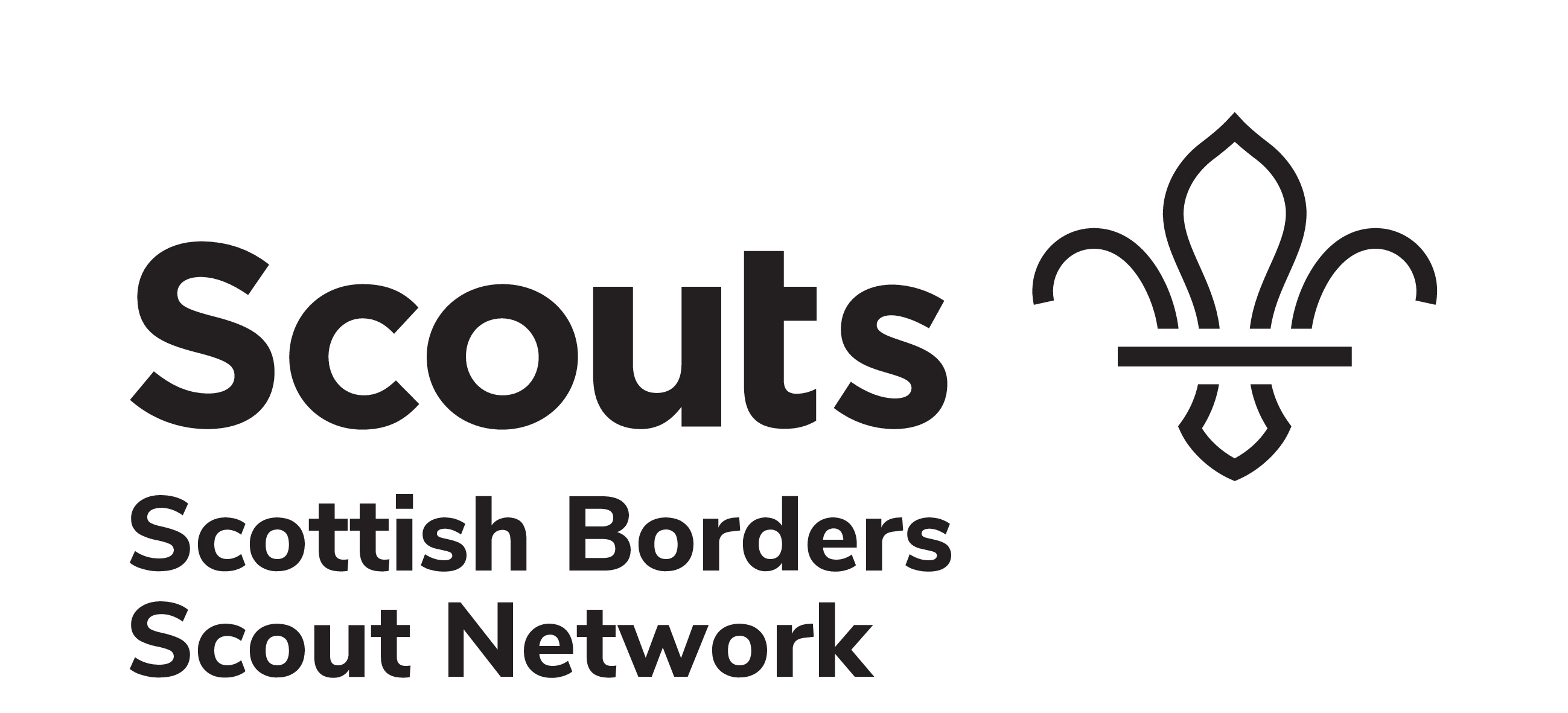 Scottish Borders Scout Network Logo