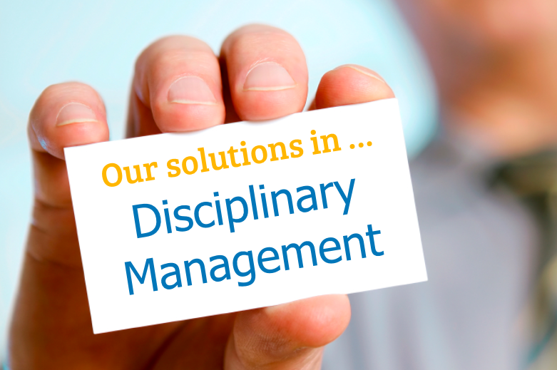 Solutions Disciplinary Management