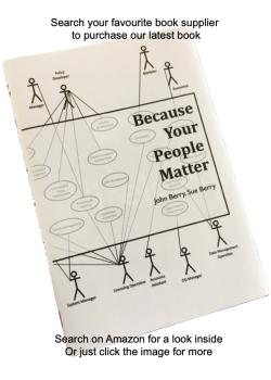 Because Your People Matter Ad