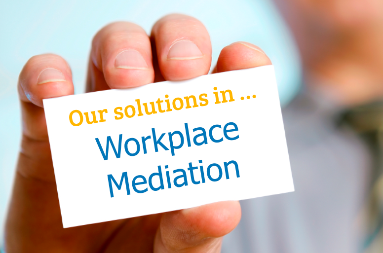 Solutions Workplace Mediaiton
