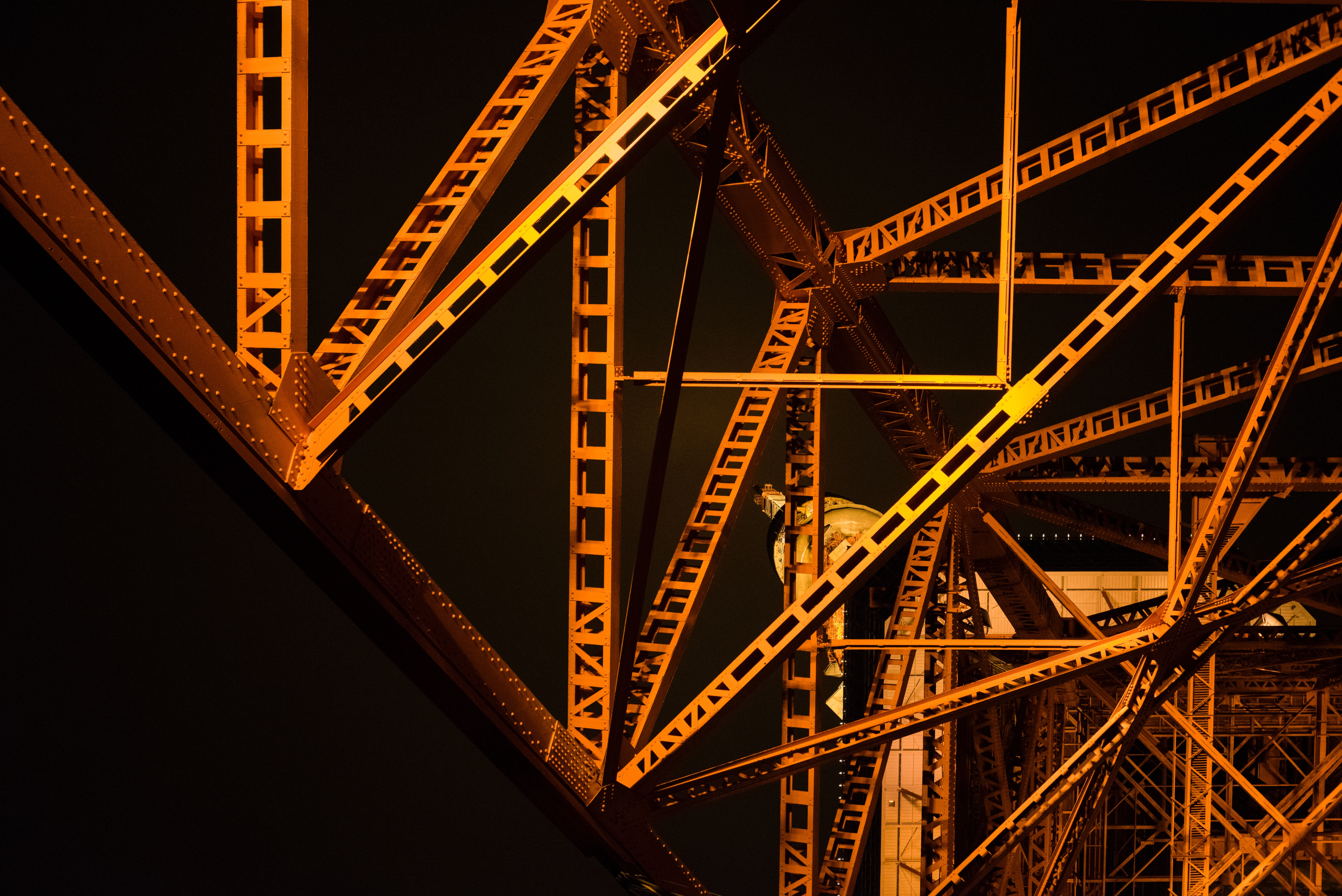 Construction Frame Structure alain-pham-248563-unsplash