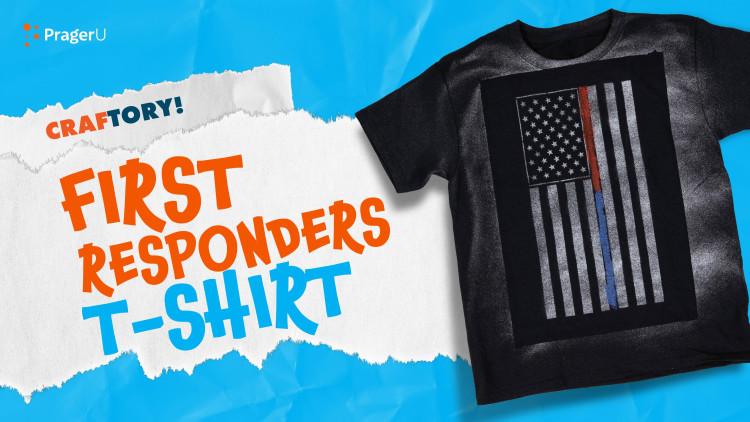 Craftory: First Responders T-Shirt