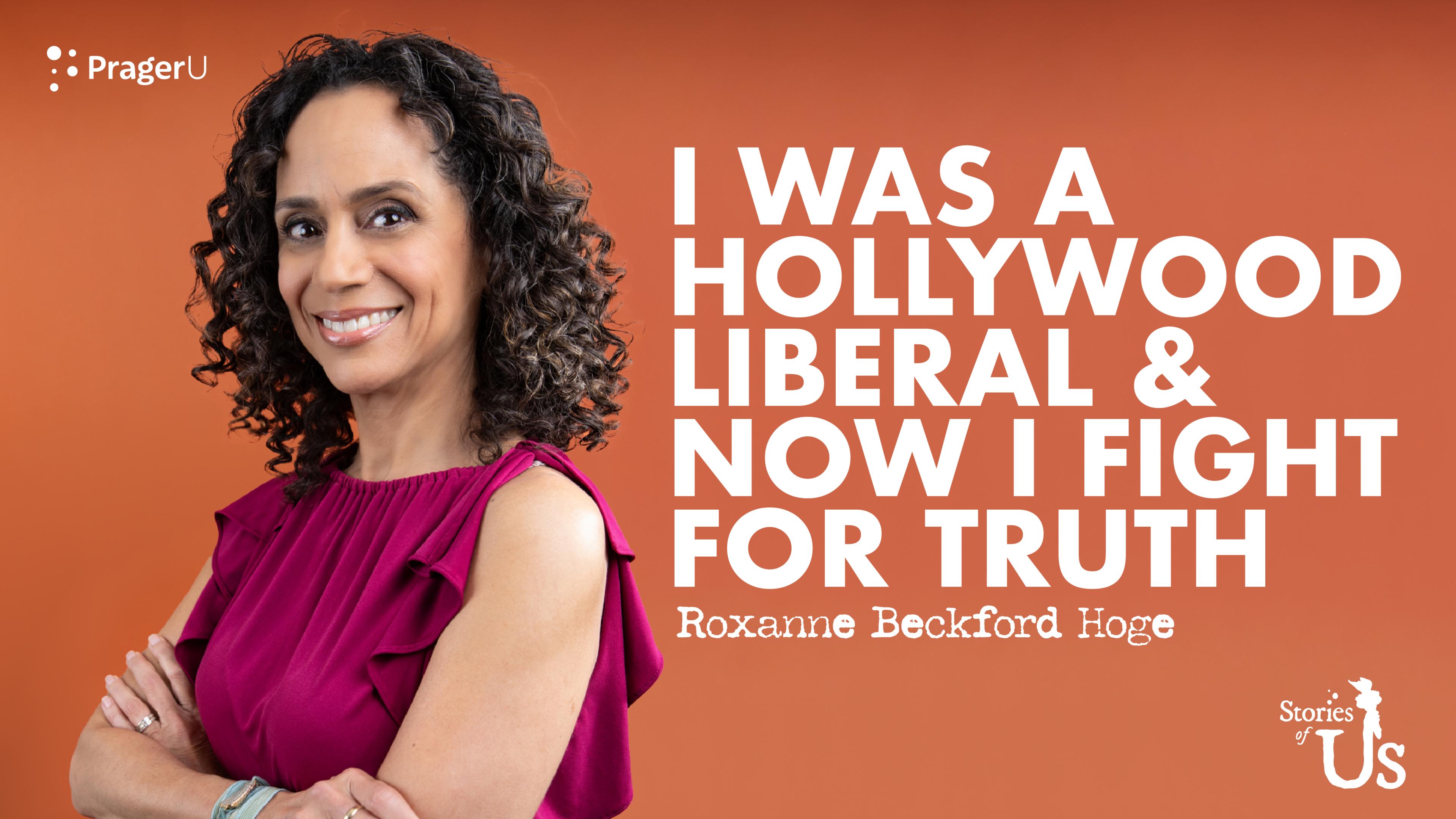 Stories of Us: Roxanne Beckford Hoge