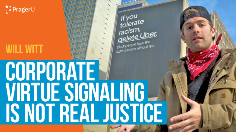 Corporate Virtue Signaling Is Not Real Justice