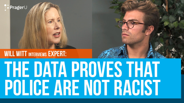 The Data Proves That Police Are Not Racist