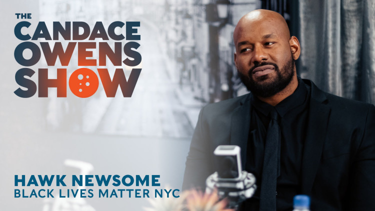 The Candace Owens Show: Hawk Newsome