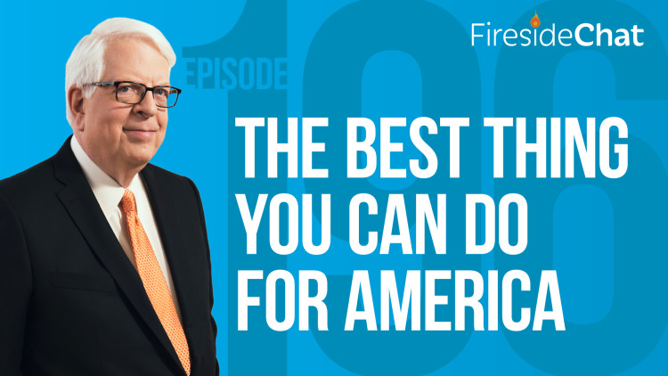 Ep. 196 — The Best Thing You Can Do for America