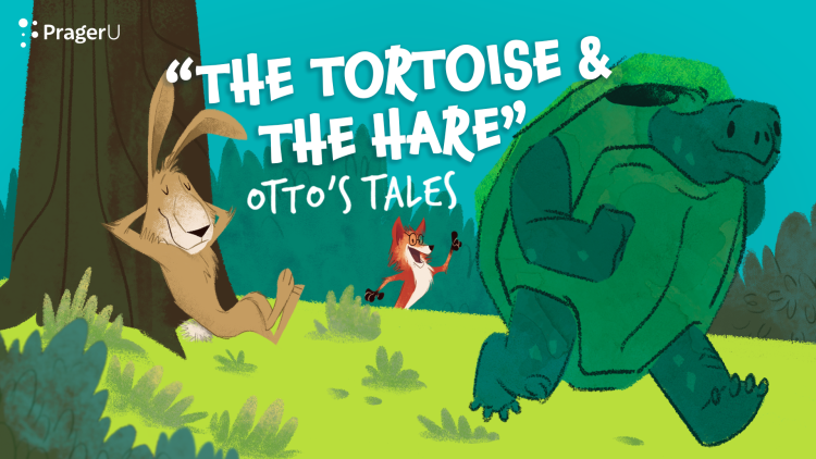 Storytime: Otto's Tales — The Tortoise & The Hare