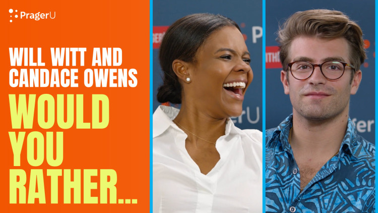 Will Witt and Candace Owens: Would You Rather