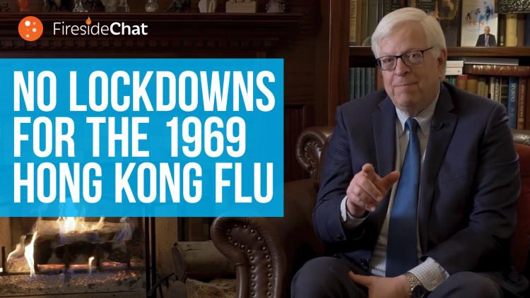 No Lockdowns for the 1969 Hong Kong Flu