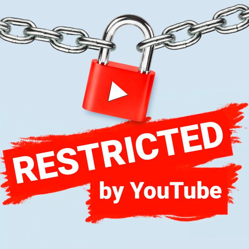 PragerU Playlist: Restricted by YouTube - 1:1 thumbnail